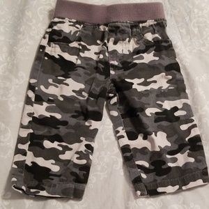 Other - TODDLER CAMO PANTS